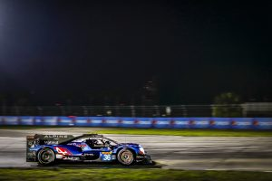 Alpine A470 Gibson team Signatech Alpine Matmut, action during the 2019 FIA WEC World Endurance Championship 1000 miles of Sebring, United states of America, from march 13 to 15 - Photo Francois Flamand / DPPI